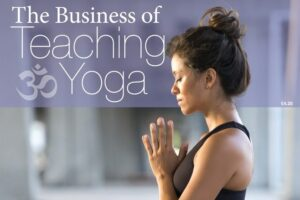 yoga OM teaching