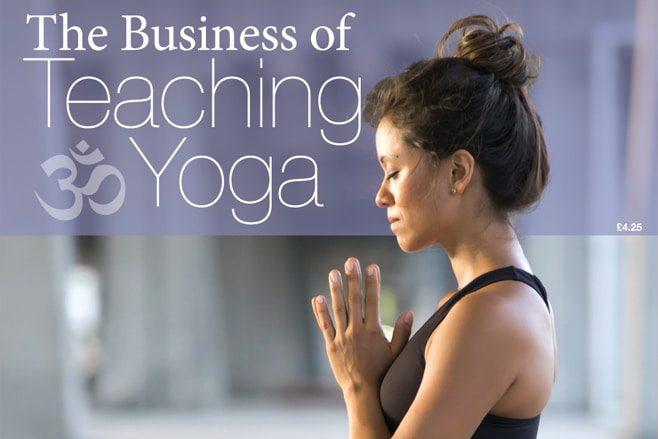 yoga OM teaching