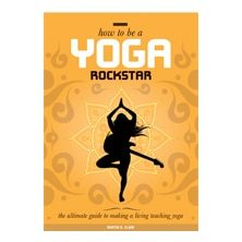 yoga rock star