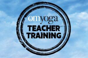 OM yoga teach training magazine