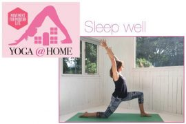 Yoga At Home: Issue 69: Sleep Well