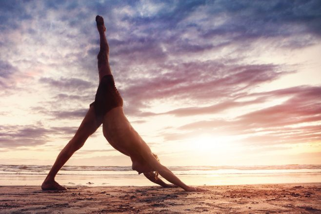 Is 2017 The Year For Men's Yoga?