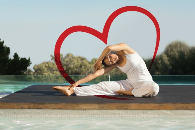 Living Yoga from your Heart - Issue 77