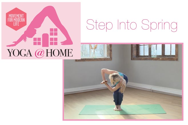 Yoga At Home 84