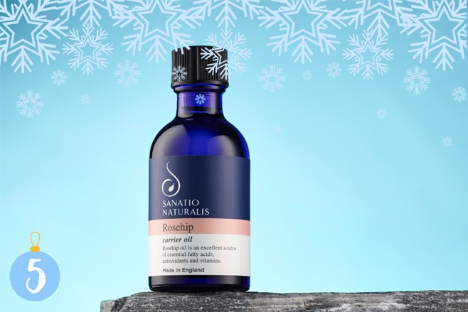 Advent ~ Win Rosehip Oil from Sanatio Naturalis
