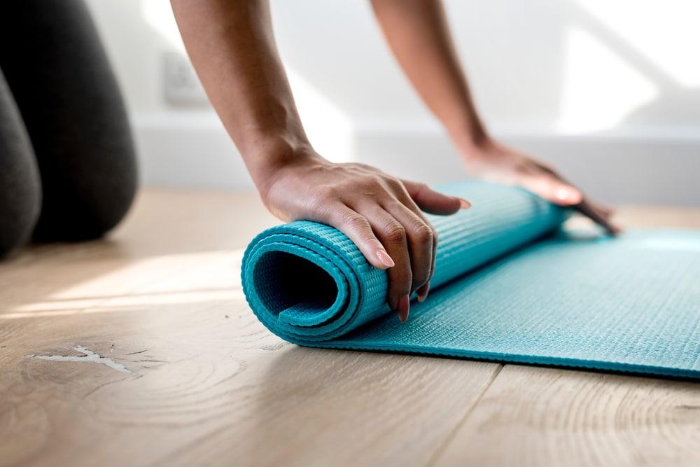 92-First-Yoga-Class