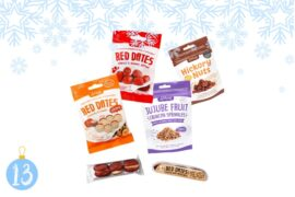 Advent ~ Win a Jujube Snack Bundle from Abakus Foods