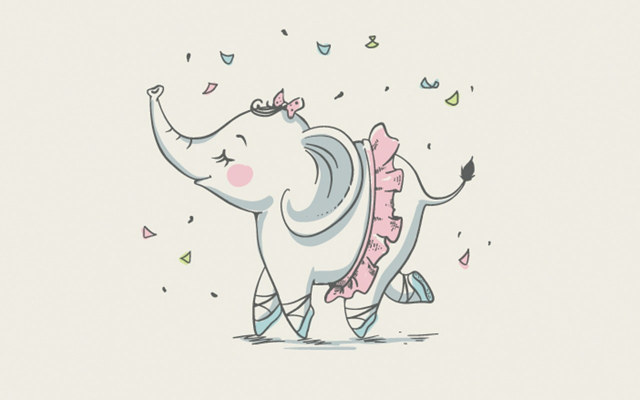 Ballerinas-And-Baby-Elephants