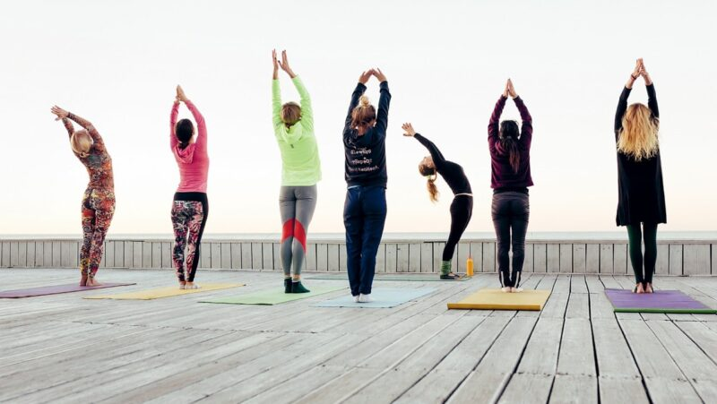 Your first yoga retreat - a survival guide