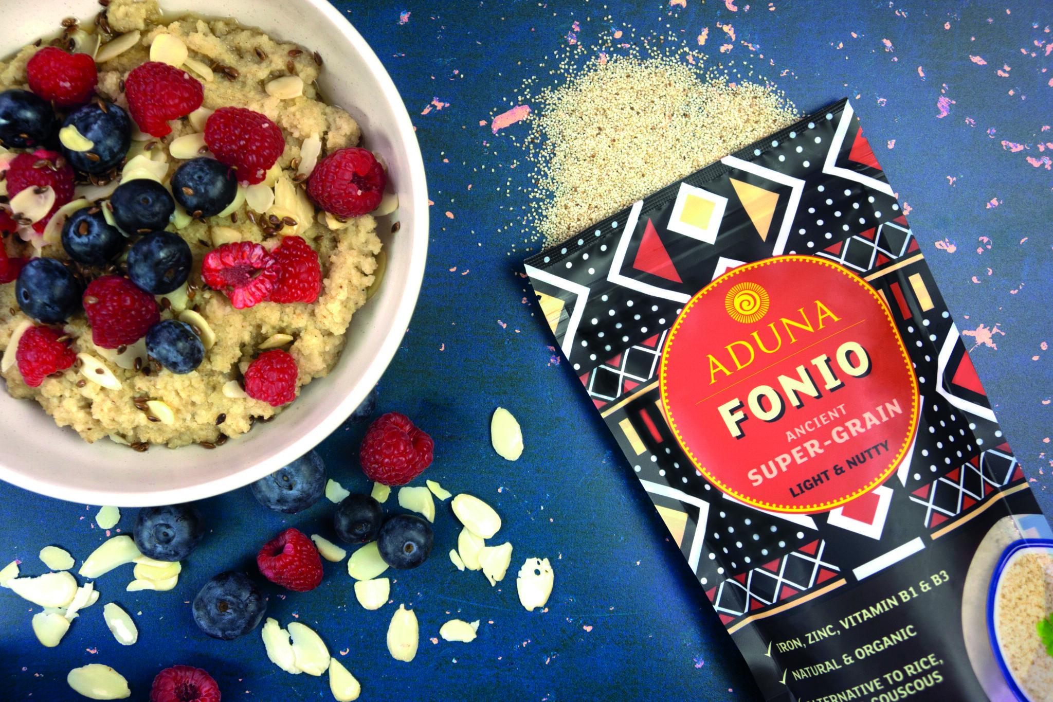 Aduna Fonio Grain & Porridge Wide