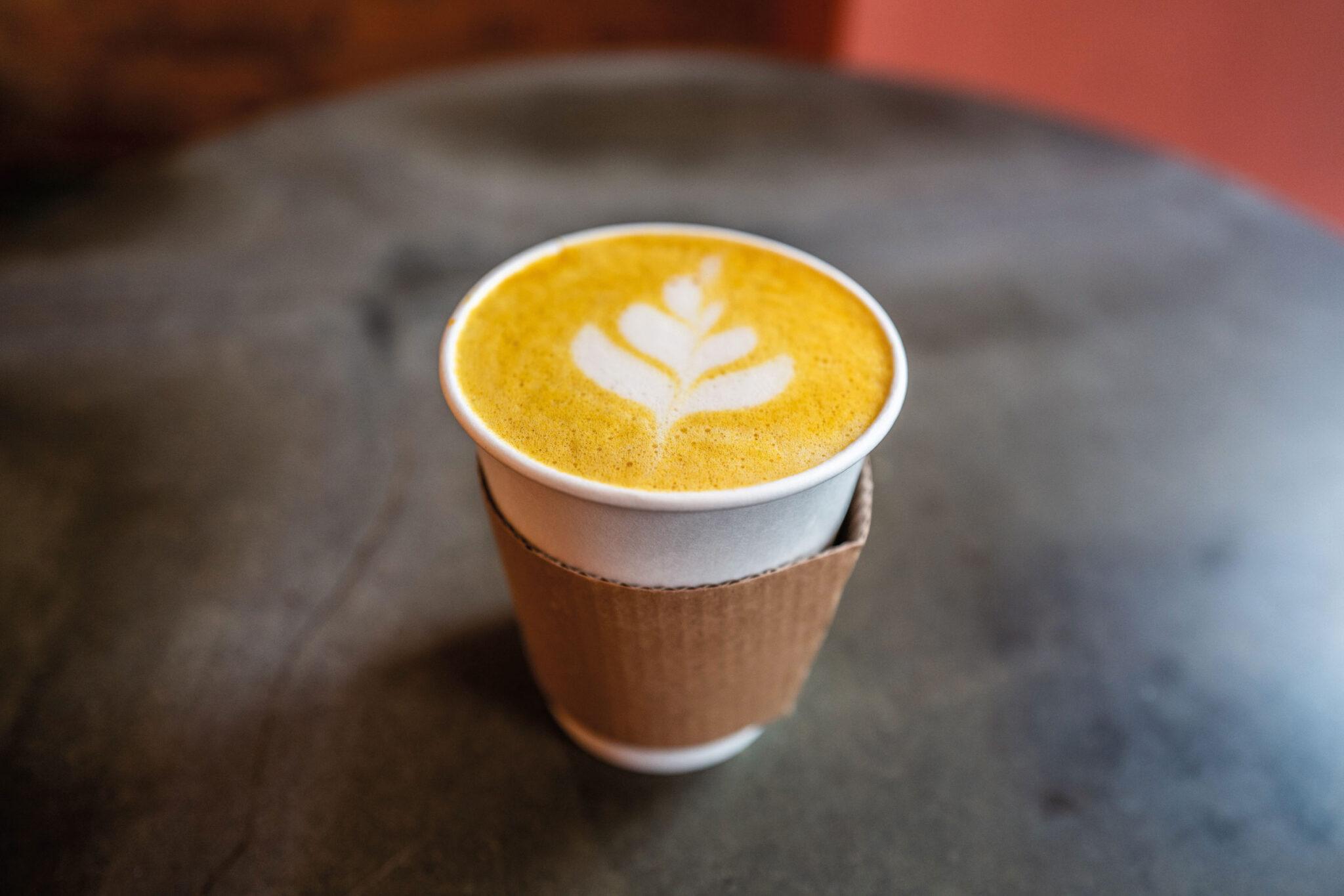 Heal Haus - Turmeric latte
