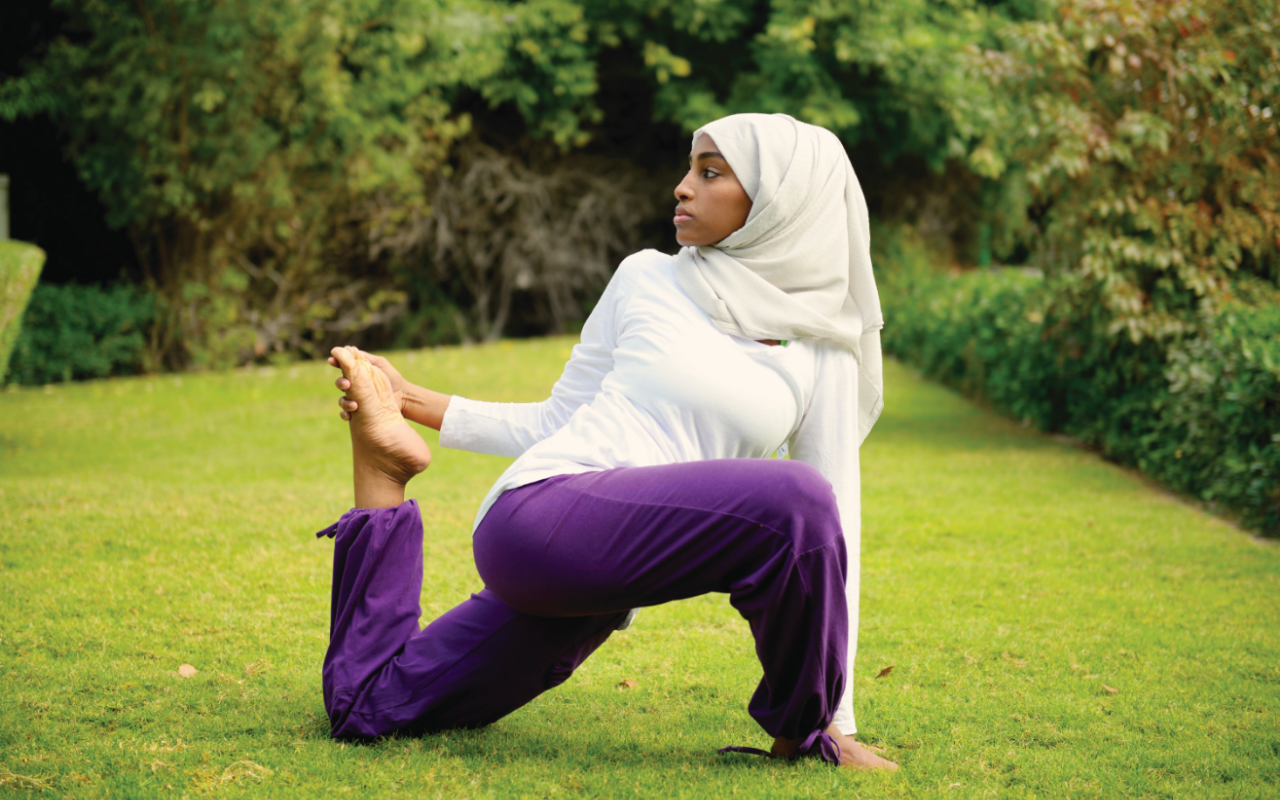 Muslim Yoga