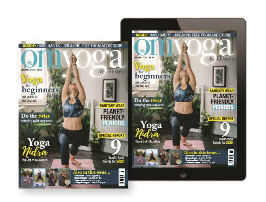 Namaste Magazines January 2020