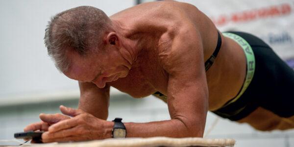 Plank World record