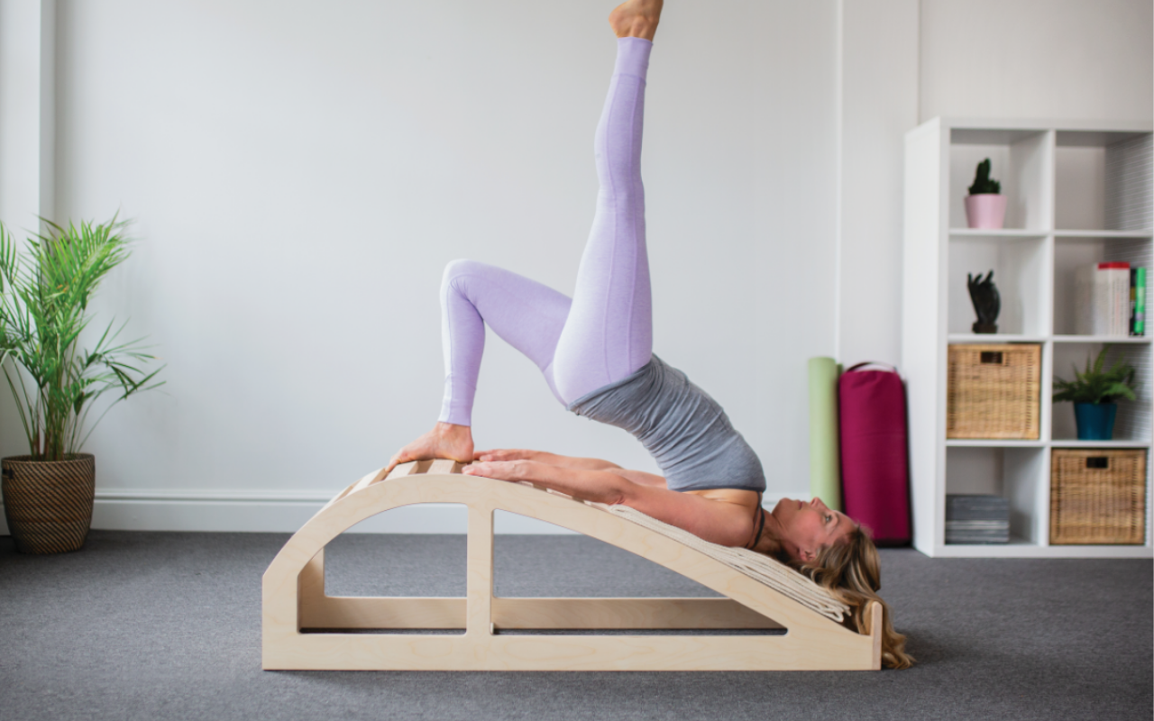 The Yoga Bench