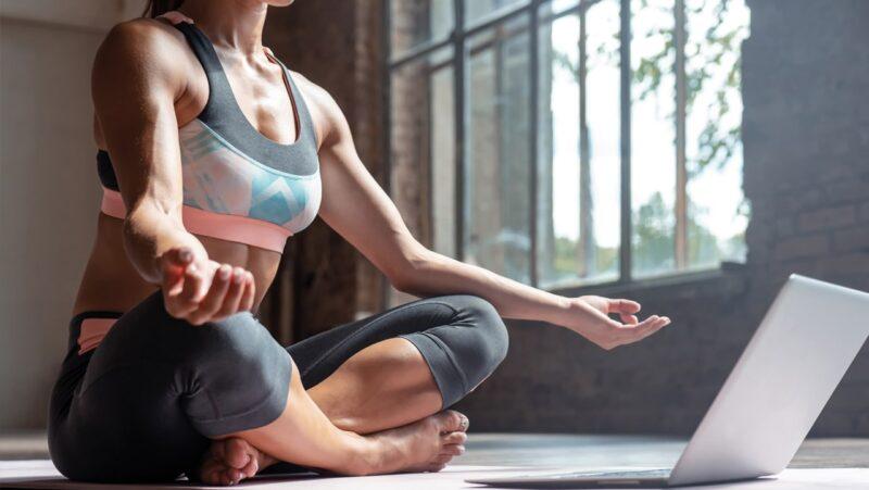 Yoga in Lockdown