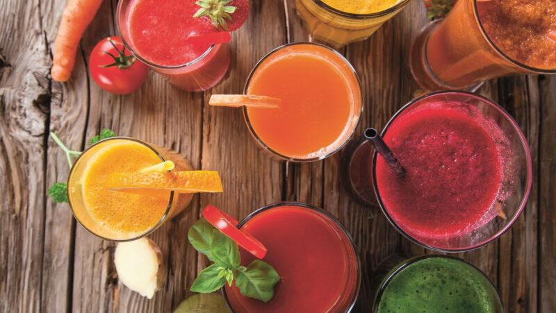 Juice cleansing 101