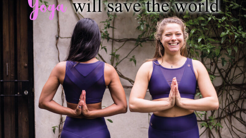 GNGR Bees yoga activewear