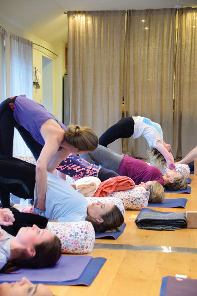 Relax and Renew Yoga 4 Day Retreat