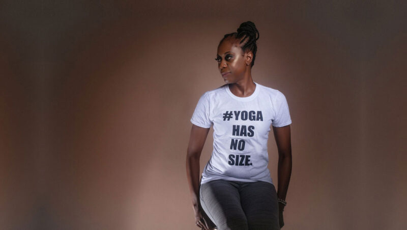 Time for Change - Yoga Racism Diversity
