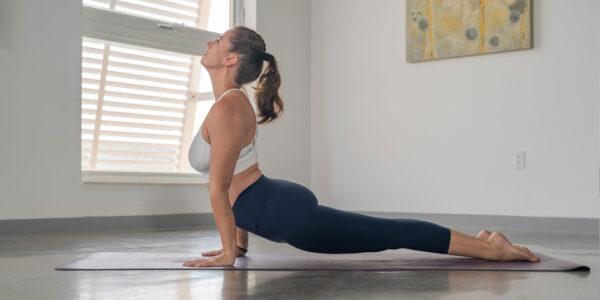 Back Bending Progression
