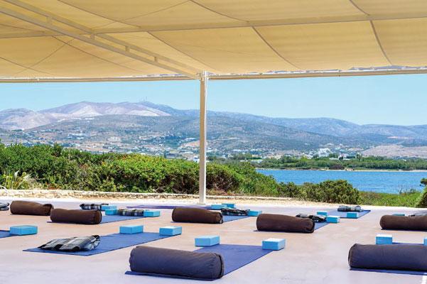 Jeff Phenix Yoga Retreats