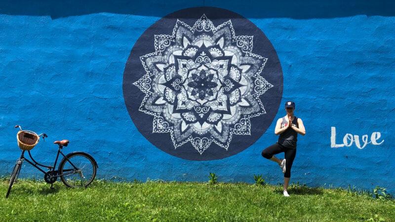 Yoga Changed my Life - Kellie Stewart