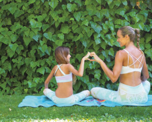 Yoga for children and pregnancy
