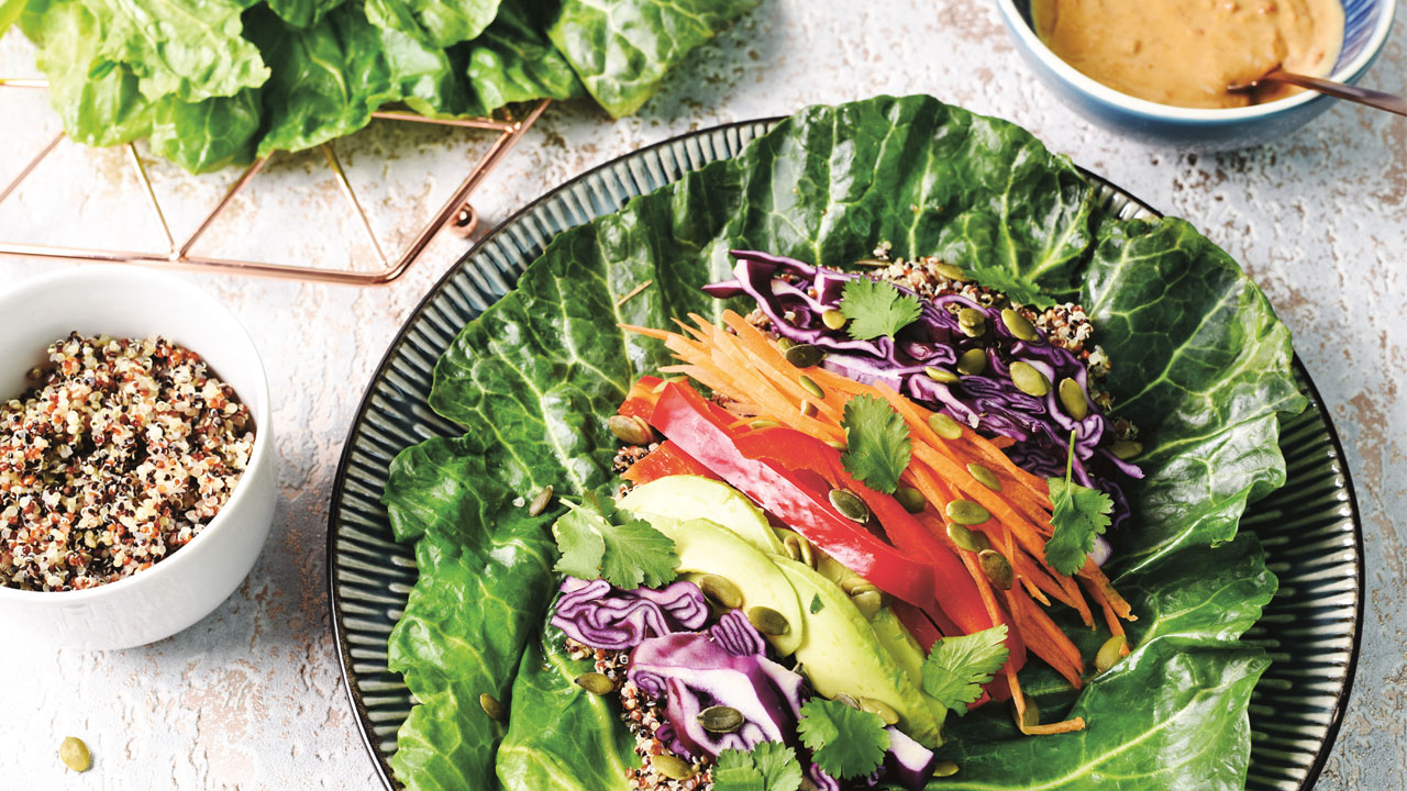 Recipe---spring-green-wrap