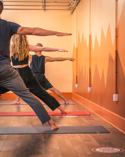 Brilliant yoga studios - proper northern yoga