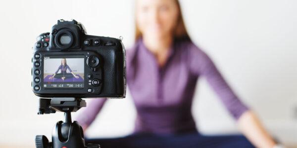 Becoming a social media yoga influencer