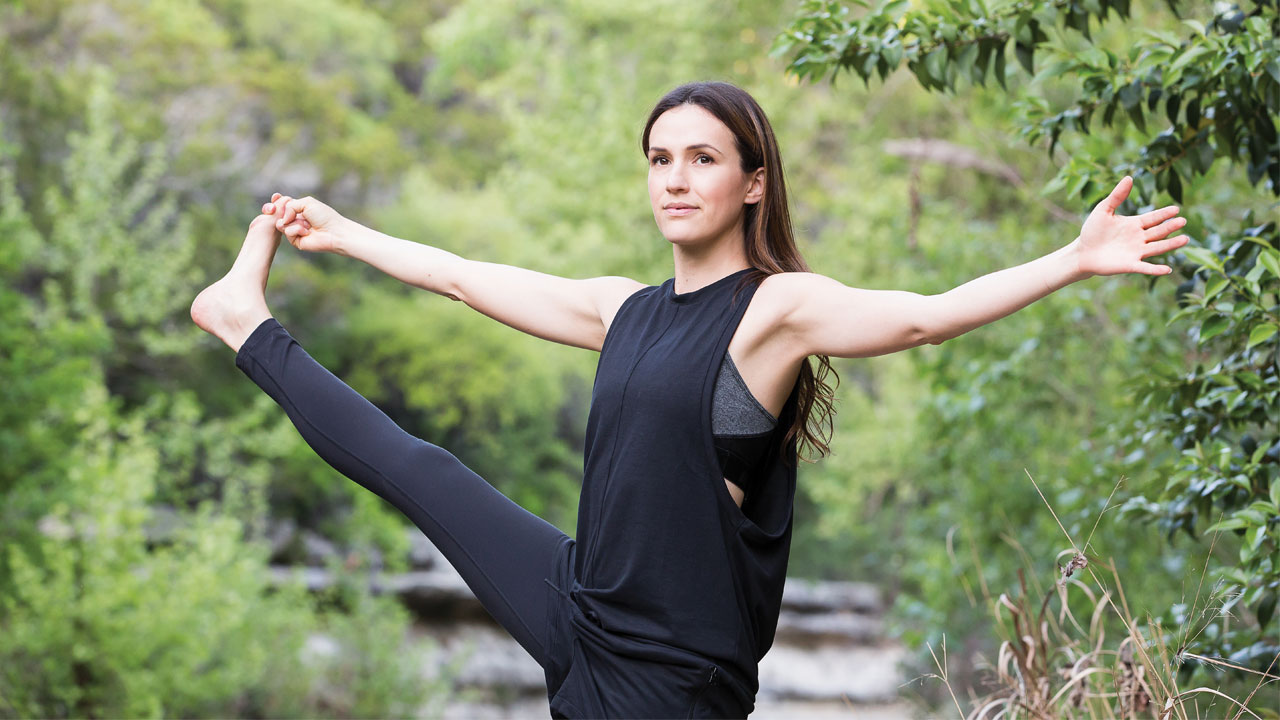Best online yoga - yoga with Adriene