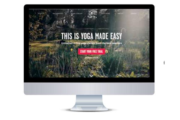 Best online yoga - MFML
