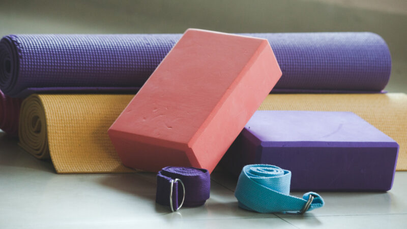 Lessons from the yoga mat