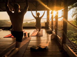 Where and when yoga courses