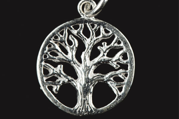 The Tree of life charm