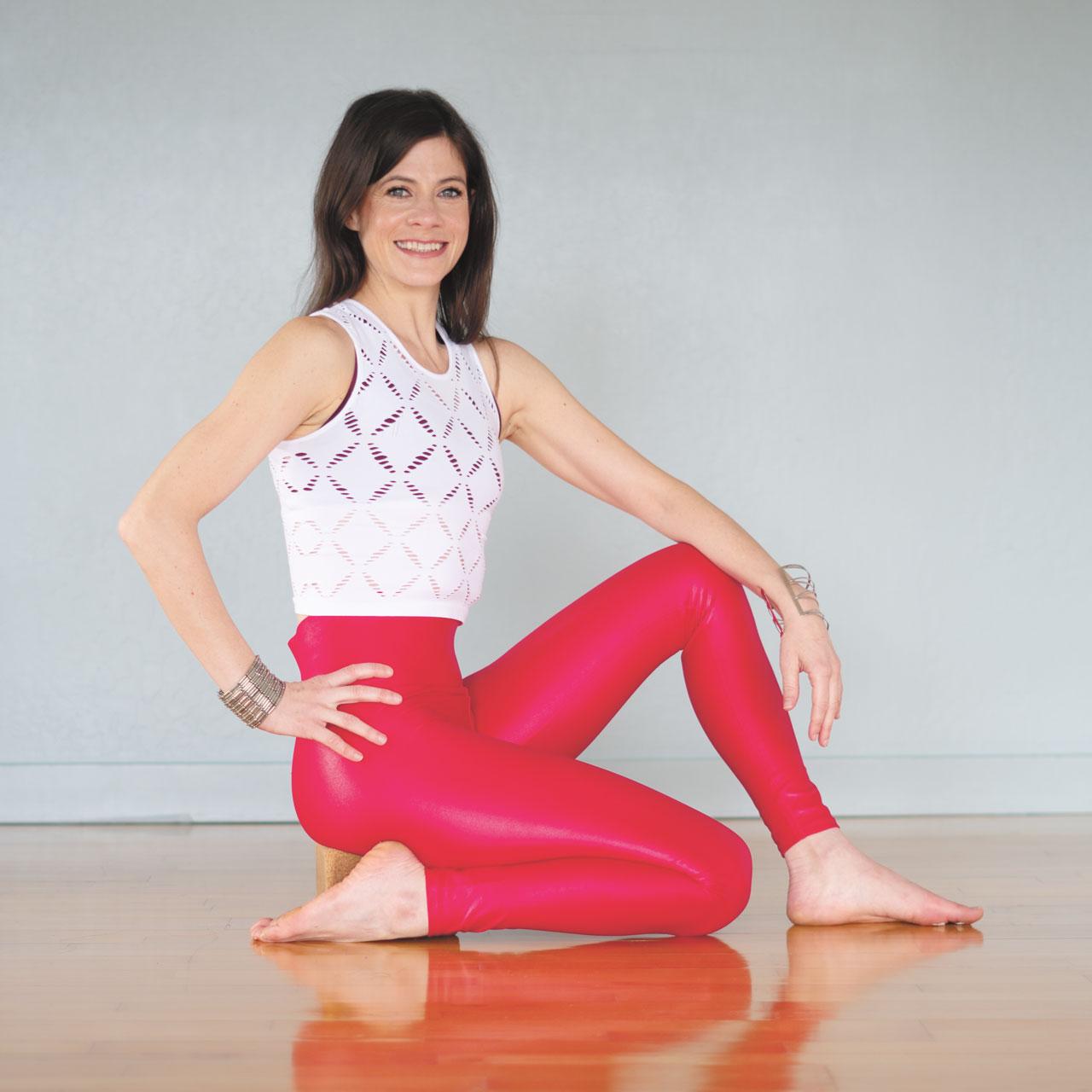 Yoga At Home - Laura Burkhart