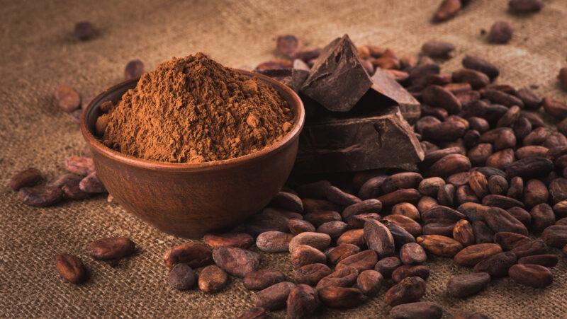 cacao healthy