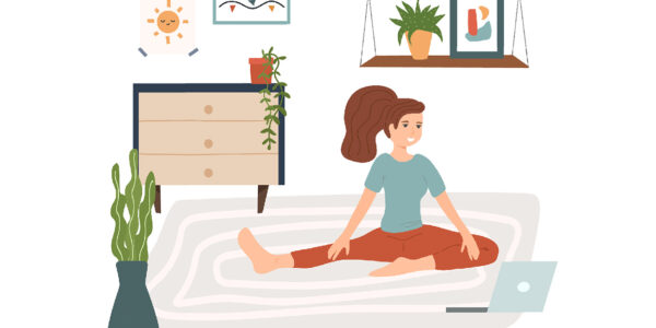 10 Reasons to love online yoga