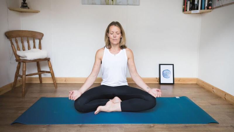 Amy Blythe - My Yoga Biz