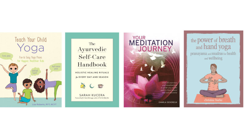 OM BOOKS feature