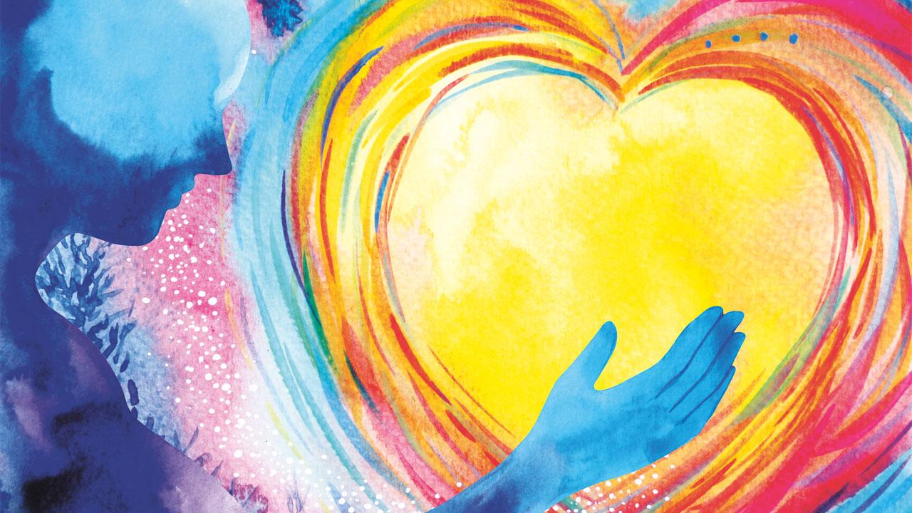 Teach Yoga from the heart