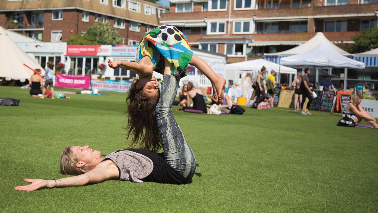 Yoga Festivals - Brighton Yoga Festival