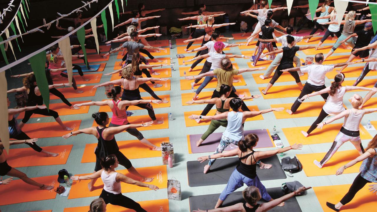Yoga Festivals - Holistic International Festival of Yoga