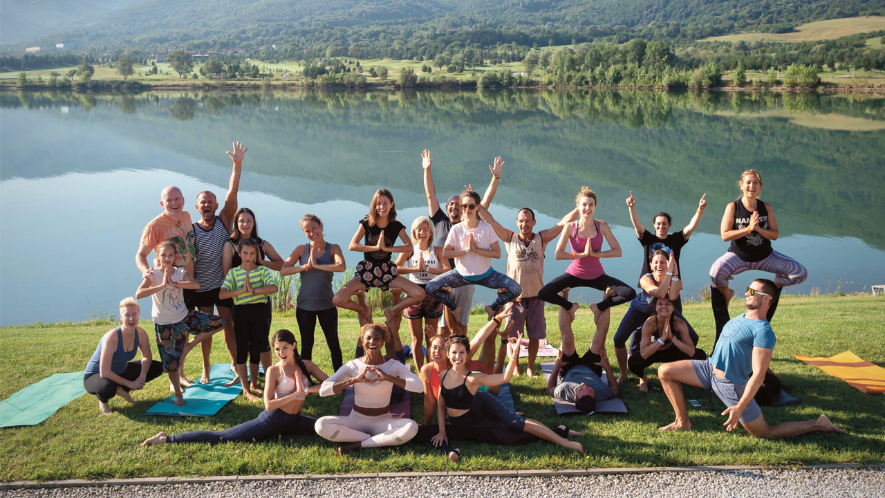Yoga Festivals - UDAYA