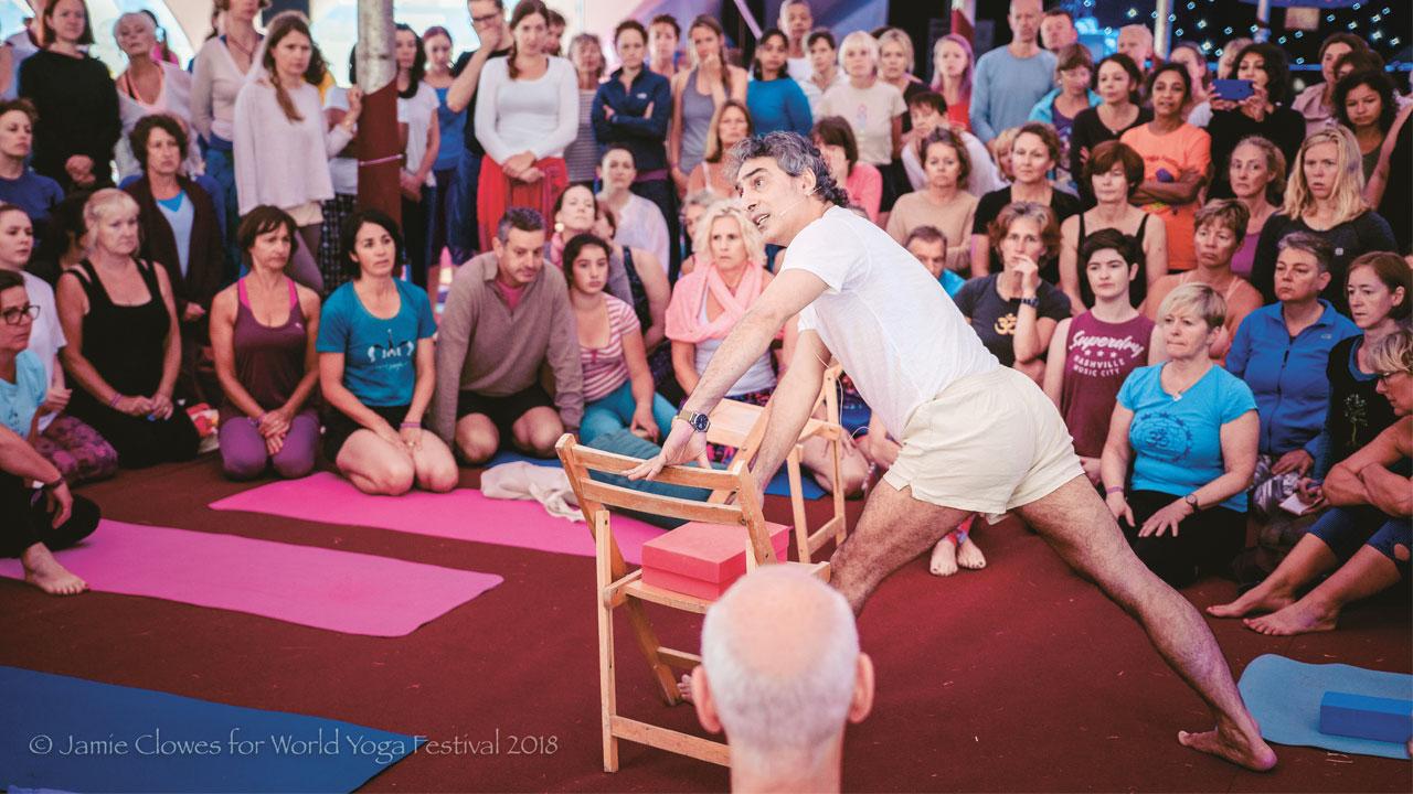 Yoga Festival - World Yoga Festival
