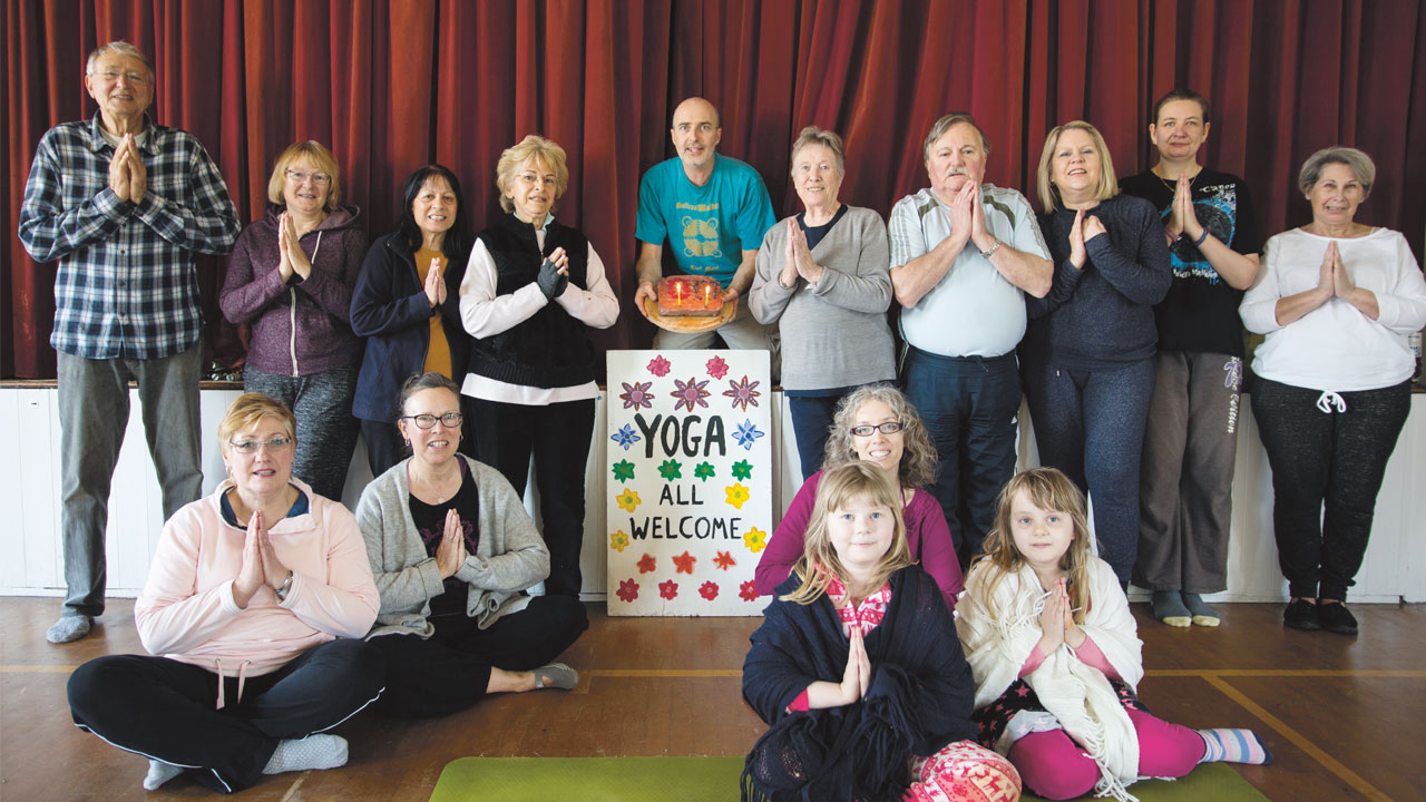 Yoga Festivals - life arts wellbeing