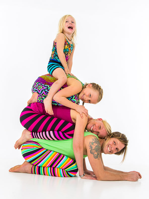 Family yoga: a journey from separateness to unity