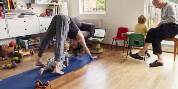 sustainable yoga practice