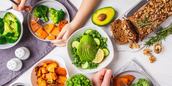 Top 10 healthy food trends 2021
